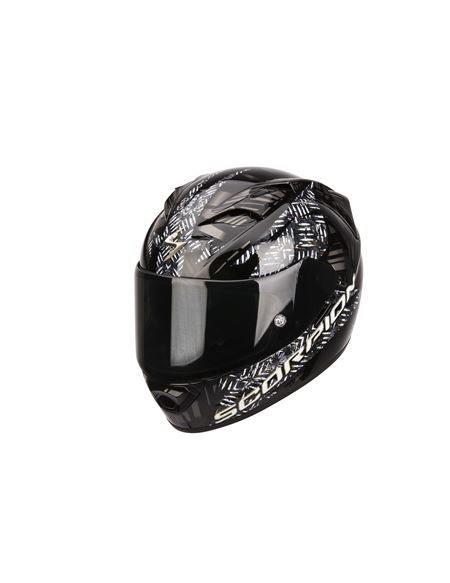 Casco scorpion exo-1200 air rust - 0460703872#NEGRO