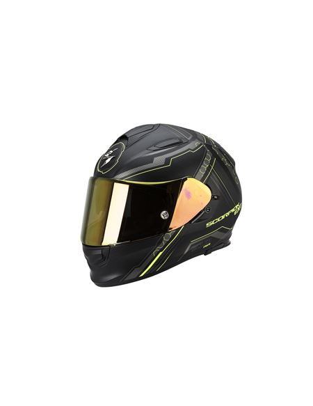 Casco scorpion exo-510 air sync negro mate-fluor - 0460703904#NEGRO-AMARILLO(2)