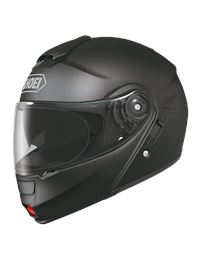 Casco shoei neotec negro mate