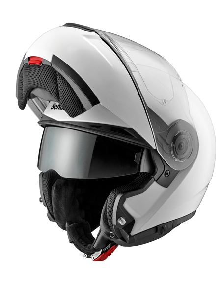 Casco schuberth c3 basic - 0460702419#BLANCO(2)