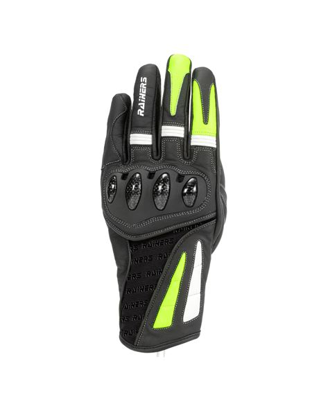 Guante rainers max racing - 0460704135#NEGRO-FLUOR(1)