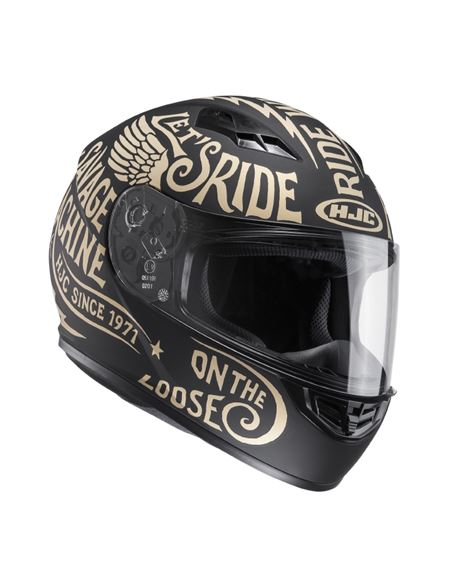 Casco hjc integral cs-15 rebel