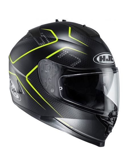 Casco hjc integral is-17 lank