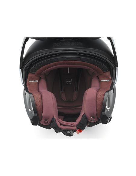 Casco schuberth c3 pro woman - 0460704045#NEGRO-MATE(2)