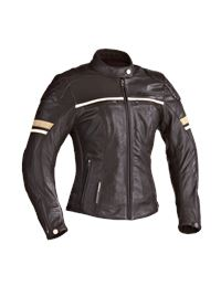 Chaqueta ixon motors lady marron