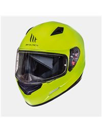 Casco mt mugello solid