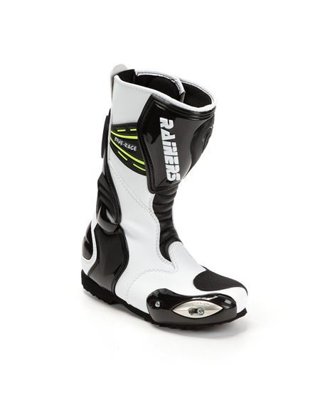 Bota rainers five two racing junior blanca - 0460705096#BLANCO(1)