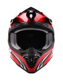Casco cross unik cx-14 speed - 0460705295#NEGRO-ROJO (1)