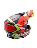 Casco cross unik cx-14 speed - 0460705295#NARANJA (1)