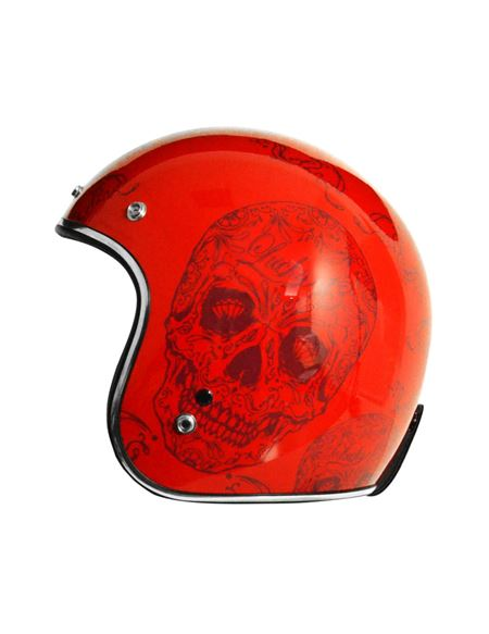 Casco origine born to lose rojo - 0460702152#ROJO (1)