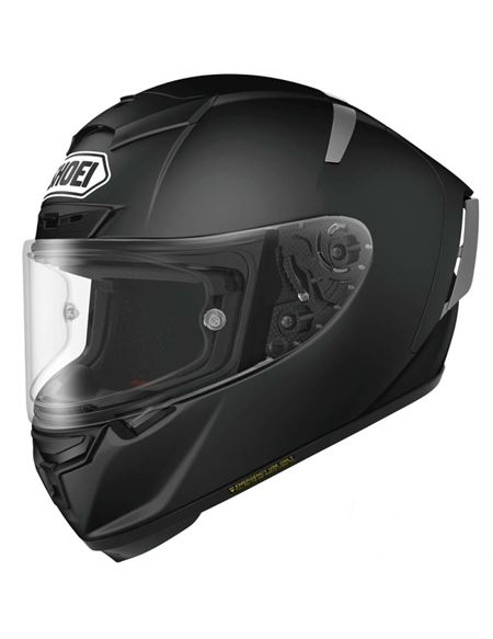 Casco shoei x-spirit3 negro mate - 0460705568 (1)