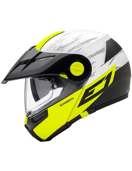 Casco schuberth e1 cross fire amarillo - 0460705840#BLANCO-FLUOR(1)