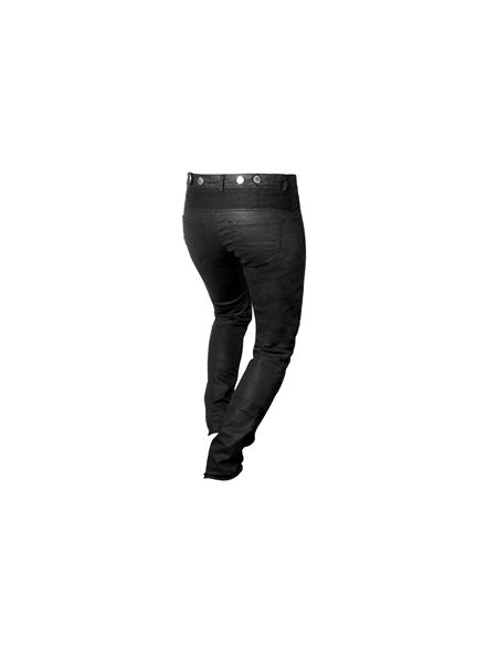 Pantalon overlap imola night - 0460705912#NEGRO(1)