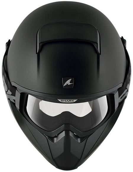 Casco shark vancore negro mate - 046701685#(1)