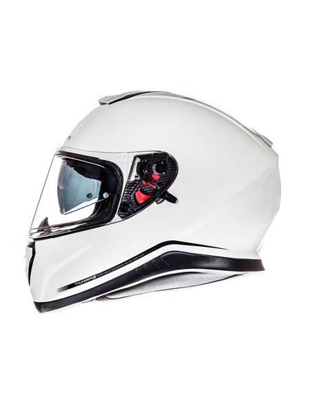 Casco mt thunder 3 sv solid blanco - 0460706192(1)#BLANCO