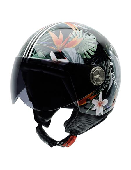 Casco ushuaïa zeta tropical perfect by nzi - 0460706245#NEGRO(1)