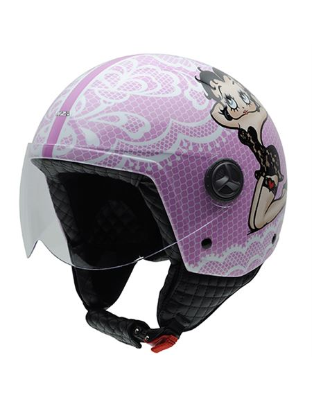 Casco betty boop zeta perua by nzi - 0460706247