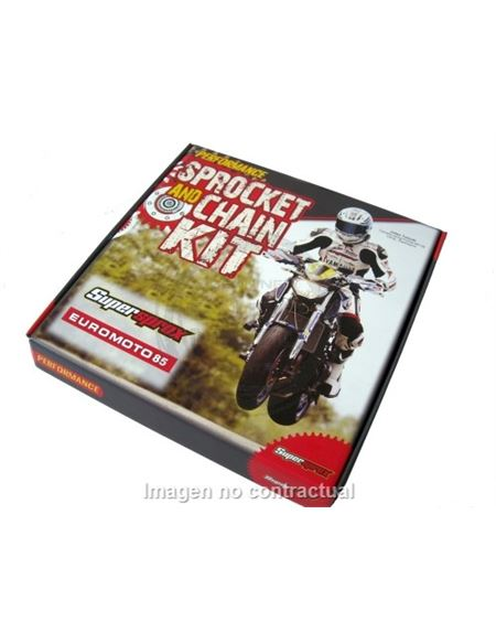 Kit transmision supersprox z750 04- - 0460705847.SUPERSPROX