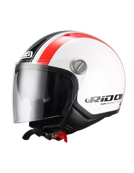 Casco nzi capital duo graphics stread blanco - 0460706646(1)#BLANCO