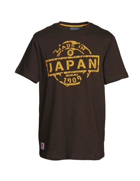 Camiseta suzuki made in japan - 0460707040