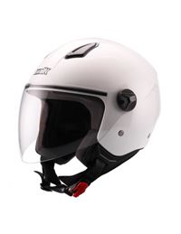 Casco unik cj-16 blanco