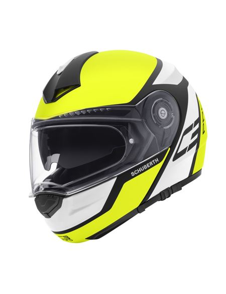 Casco schuberth c3 pro echo amarillo-mate - 0460707621#AMARILLO-MATE(1)
