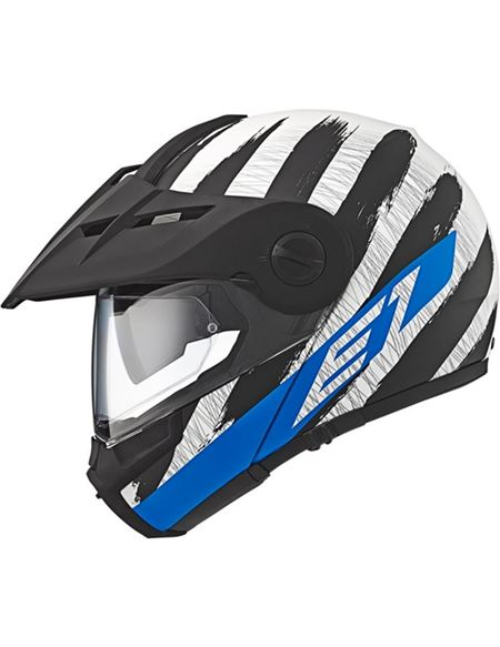 Casco schuberth e1 hunter azul-mate - 0460708019#AZUL-MATE(1)