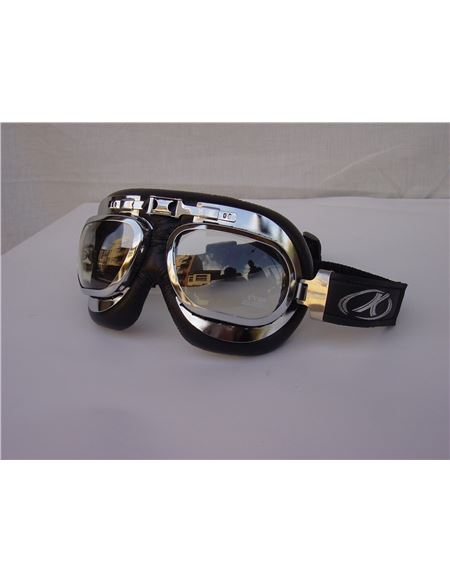 Gafas custom kum eagle eye cromado - 046014590