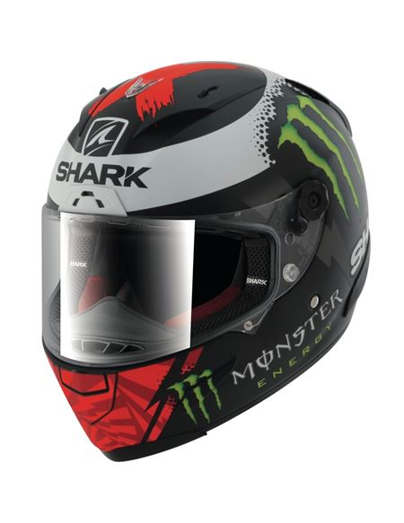 Casco shark lorenzo monster mat réplica - 0460710238#REPLICA(1)