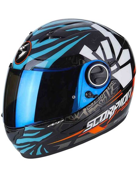 Casco scorpion exo-490 rok replica - EXO-490_BAGOROS_ML