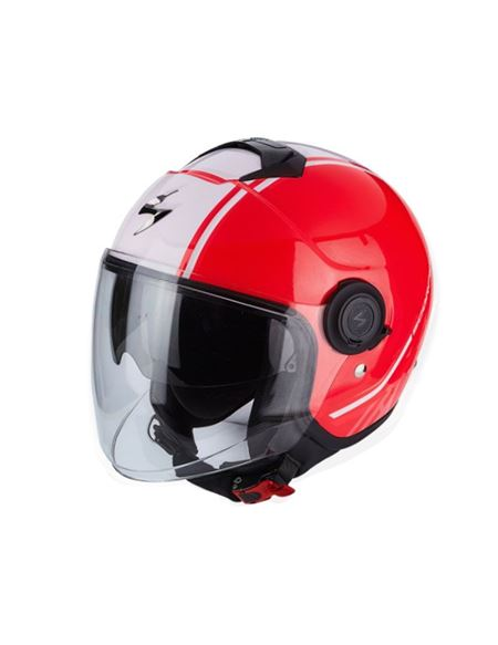 Casco scorpion exo-city avenue rosa-blanco - CASCO-SCORPION-EXO-CITY-AVENUE-PINK-WHITE