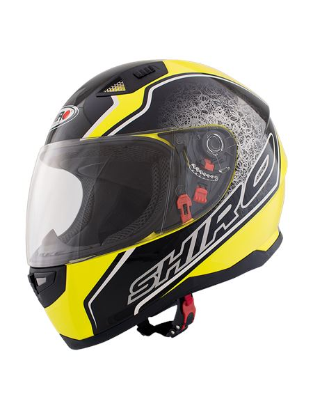 Casco shiro sh-881 byte amarillo fluor - T18-001065-0004-1-800