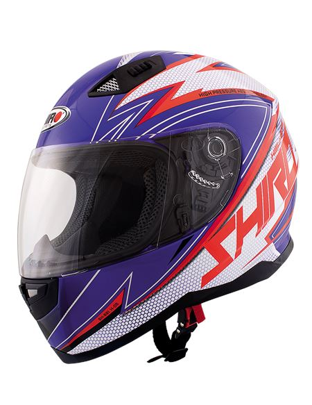 Casco shiro sh-881 atlanta azul - T18-001067-0007-1-800