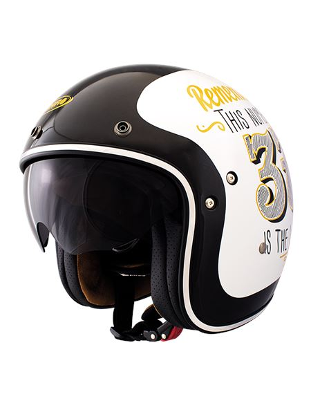 Casco shiro sh-235 number 37 - T18-000996-0000-1-800