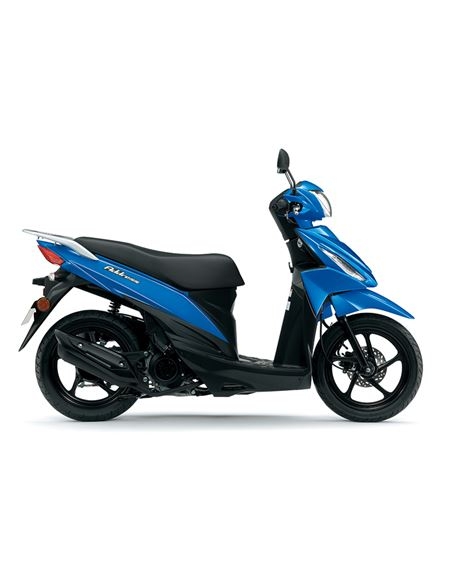 Suzuki address 113cc 2018 e4 azul - UK110NML8_YSF_RIGHT2