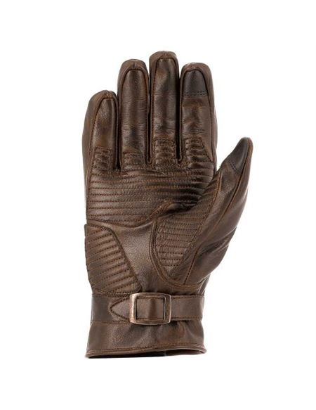 Guantes overlap canonball marron oscuro - OVG-CAN-IT-BR