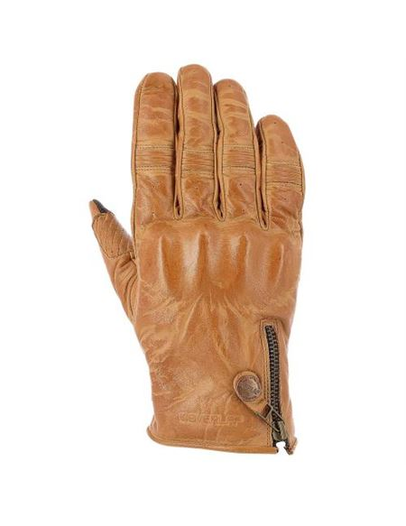 Guantes overlap canonball marron-camel - OVG-CAN-IT-CA