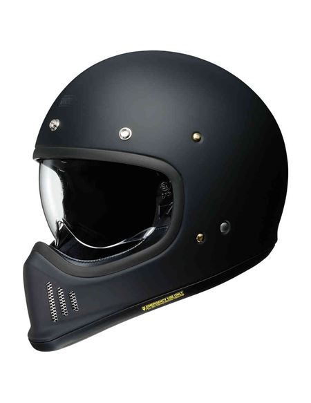 Casco shoei ex-zero negro mate - 14-09-011-MATT-ML_5B0EBC14D30A7