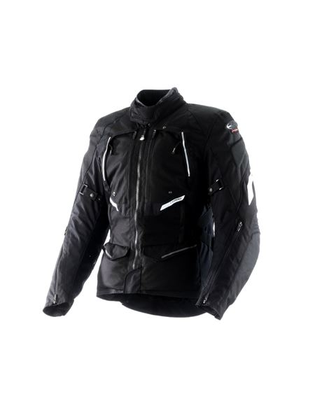Chaqueta clover gts wp airbag negra - CLOVER-GTS-WP-AIRBAG-N
