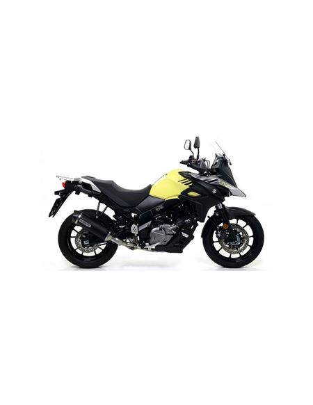 "Escape arrow race-tech alu ""dark"" v-strom 650 2017 - TECH-ALUMINIO-DARK-72622AKN"