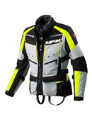 Chaqueta spidi 4season h2out gris-fluor - 0460713233