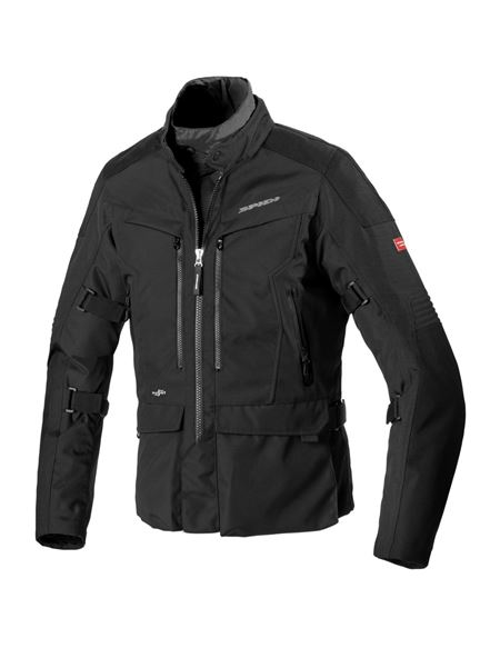 Chaqueta spidi voyager 4 h2out negro - 0460713236