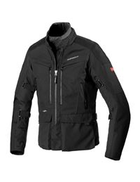 Chaqueta spidi voyager 4 h2out negro