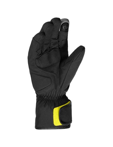 Guantes spidi tx-t h2out negro-fluor - 0460713241