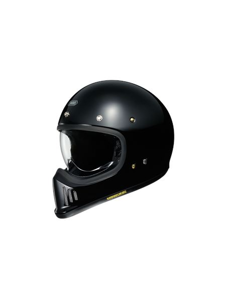 Casco shoei ex-zero negro brillo - EX-ZERO NEGRO BRILLO
