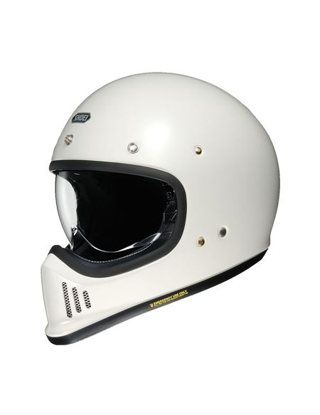 Casco shoei ex-zero blanco off - 0460712674_BLANCO