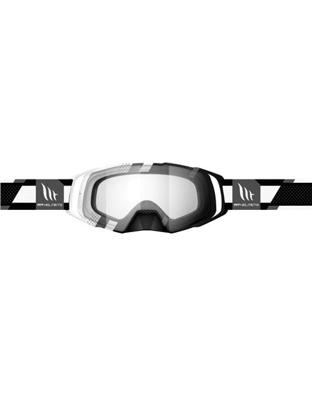 Gafas motocross mt evo stripes blanca - 180402311
