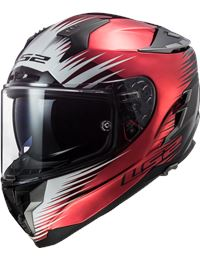 Casco ls2 ff327 challenger magic