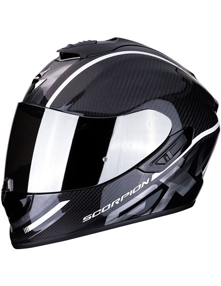 Casco scorpion exo-1400 carbon grand negro-gris - 04607124426#NEGRO-GRIS(1)