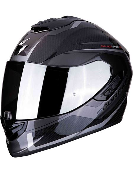 Casco scorpion exo-1400 air carbon esprit neg-gris - 04607124427#NEGRO-GRIS(1)